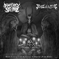 Almighty Sathanas/Sargatanas - Split, EP