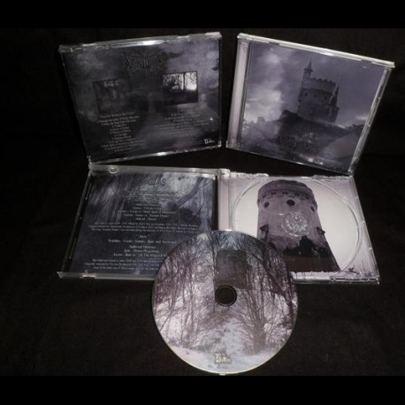 Aeon Winds - On the Way to Oblivion, CD