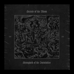 Secrets Of The Moon - Stronghold Of The Inviolables, LP