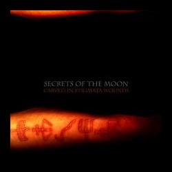 Secrets Of The Moon - Carved In Stigmata Wounds, DLP