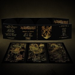 Vassafor - Invocations of Darkness, 3-CD