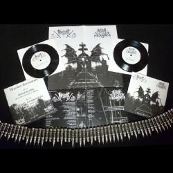 Manticore / Ritual Slaughter - Depraved Sacraments, EP