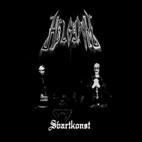 Helgedom - Svartkonst, CD