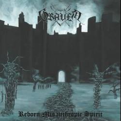 Graven - Reborn Misanthropic Spirit, CD