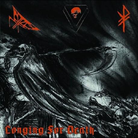 Nocturnal Depression / Myrd / Vspolokh - Split, LP