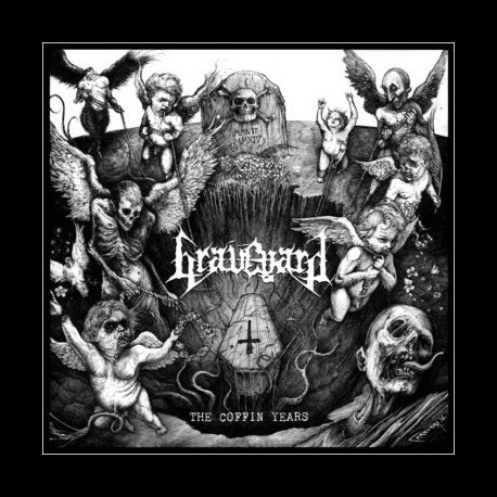 Graveyard - The Coffin Years, CD