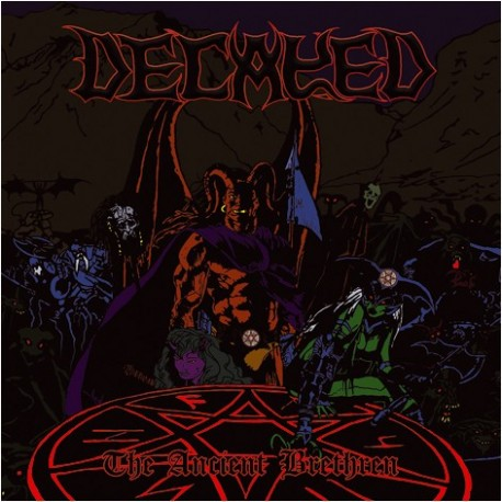 Decayed - Ancient Brethren, CD