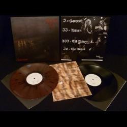Blood Red Fog - Harvest, LP (black)