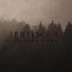 Forndom - Dauðra Dura, Digi CD