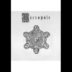 Nécropole - s/t, CD