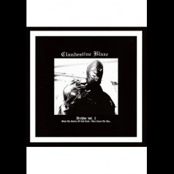 Clandestine Blaze - Archive vol. 2, CD