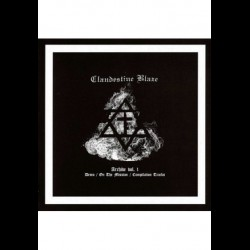 Clandestine Blaze - Archive vol. 1, CD