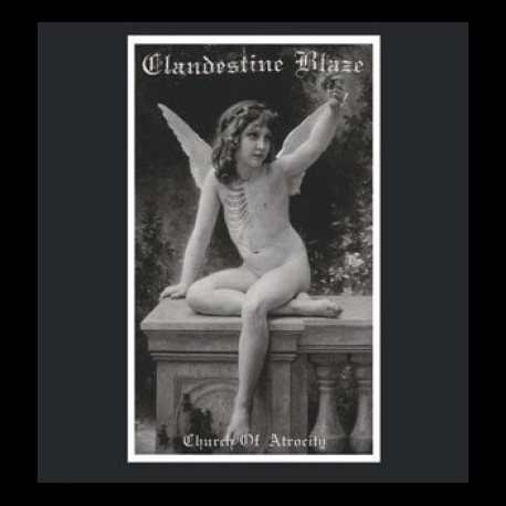 Clandestine Blaze - Church Of Atrocity, LP