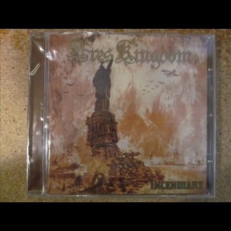 Ares Kingdom - Incendiary, CD