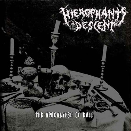 Hierophant's Descent - The Apocalypse of Evil, MCD