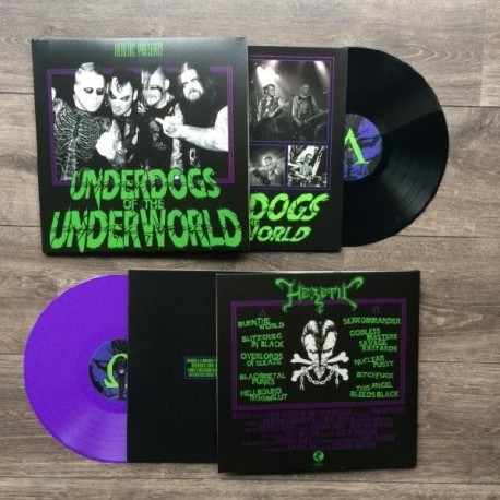 Heretic - Underdogs of the Underworld, LP (black)