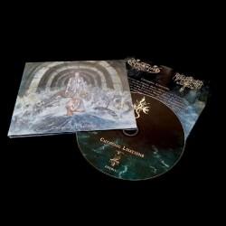 Acherontas / Nastrond - Chthonic Libations, Digifile CD
