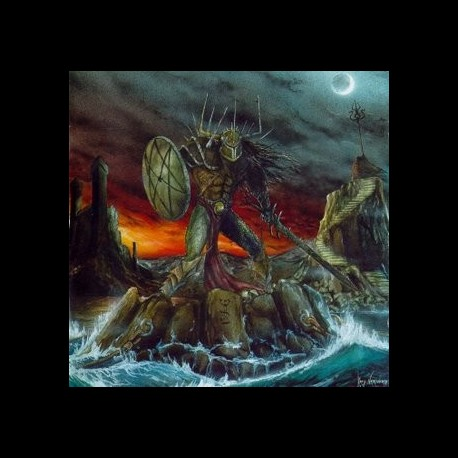 Absu - The Sun of Tiphareth, CD