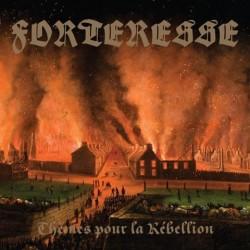 Forteresse - Thèmes pour la Rébellion, CD
