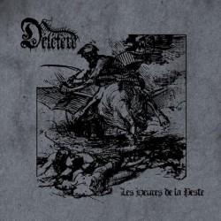 Délétère - Les Heures de la Peste, CD