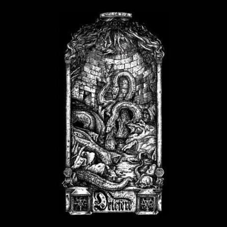 Délétère - De Ritibus Morbiferis - Demo Compendium, CD