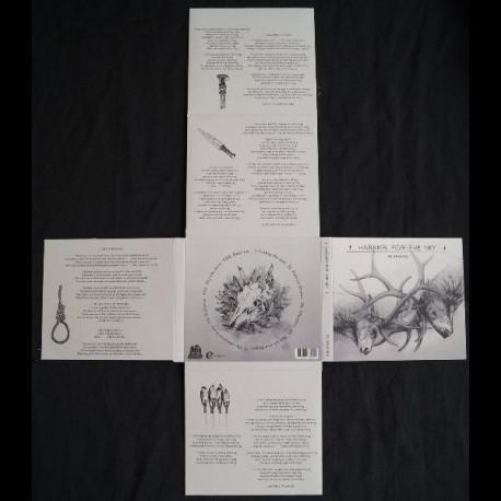 Harakiri for the Sky - III: Trauma, Cross-Shaped Digi CD