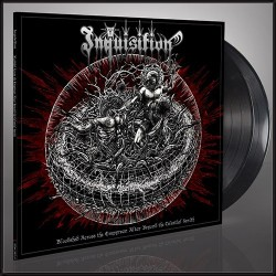Inquisition - Bloodshed Across The Empyrean Altar Beyond The Celestial Zenith, DLP (black)