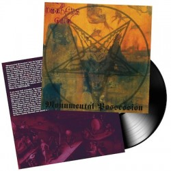 Dodheimsgard - Monumental Possession, LP