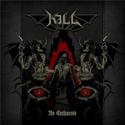 Kill - No Catharsis, LP (olive vinyl)