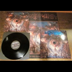 Blasphemophagher - The III Command of the Absolute Chaos, regular LP