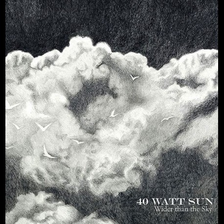 40 Watt Sun - Wider than the Sky, DLP