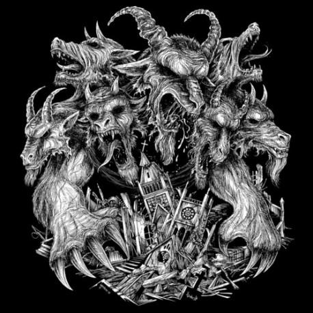 Demoncy - Faustian Dawn, CD
