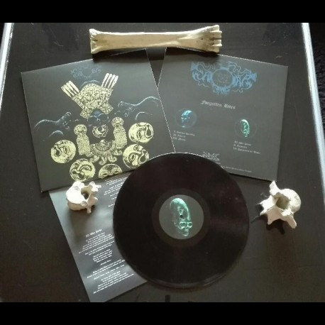 Saqra's Cult - Forgotten Rites, LP (black)