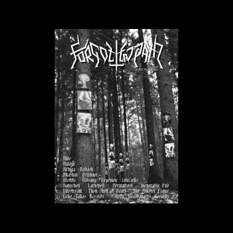 Forgotten Path - Issue 8, Zine