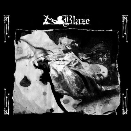 Clandestine Blaze - City of Slaughter, CD