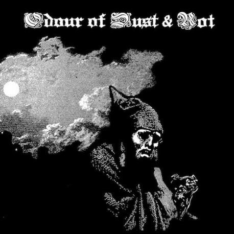 Rhinocervs - Odour of Dust & Rot, CD