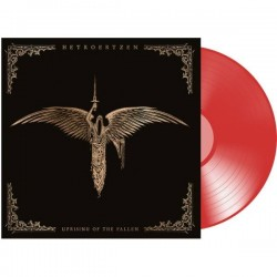 Hetroertzen - Uprising of the Fallen, LP (red)