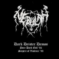 Nebulah - Dark Deister Demos, CD