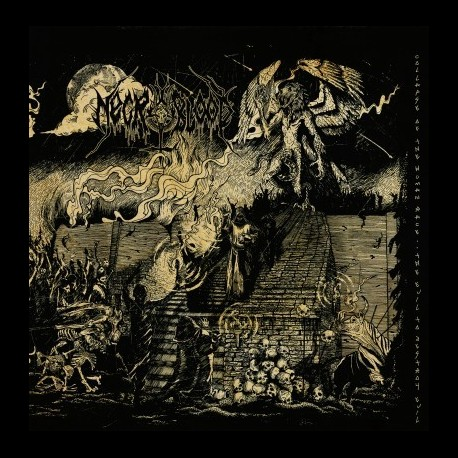 Necroblood - Collapse of the Human Race, CD