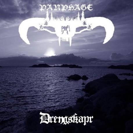 Panphage - Drengskapr, Digi CD