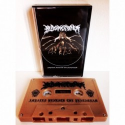 Blasphemonger - Impaled Beneath the Pentagram, Tape