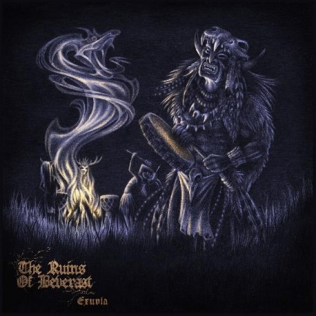 The Ruins of Beverast - Exuvia, Digi CD