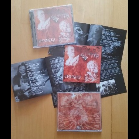 Miasma - Changes, CD