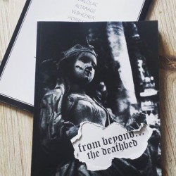 From Beyond... the deathbed, Zine #6