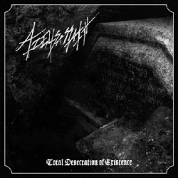 Azelisassath - Total Desecration of Existence, CD