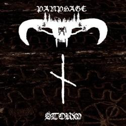Panphage - Storm, Digi CD