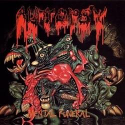 Autopsy - Mental Funeral, LP