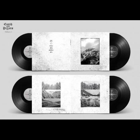 Earth and Pillars - Pillars I, DLP (black)
