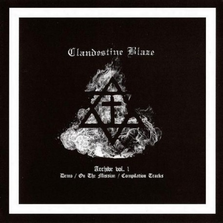 Clandestine Blaze - Archive vol. 1, LP