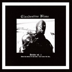 Clandestine Blaze - Archive vol. 2, LP